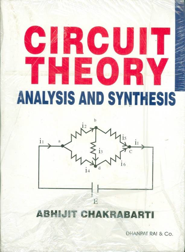 Circuit Theory : Analysis and Synthesis