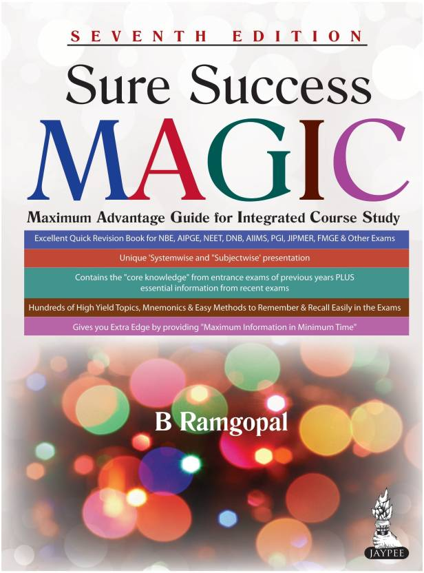 Sure Success Magic 7th Edition