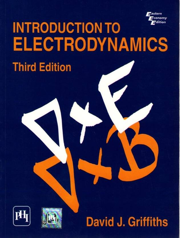 Introduction To Electrodynamics 3Ed. 3rd Edition