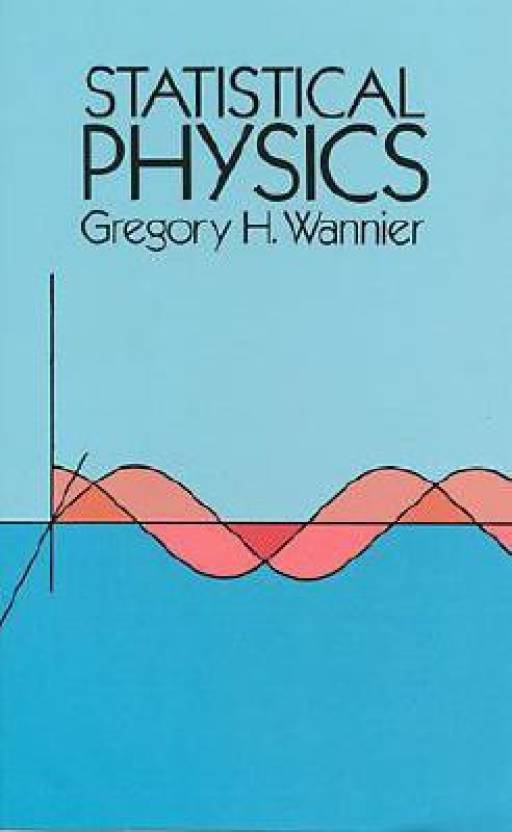 Statistical Physics New edition Edition - Buy Statistical Physics