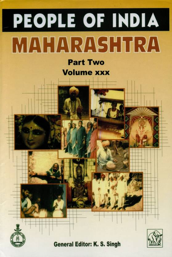 People Of India: Maharashtra Part Two Volume XXX HB