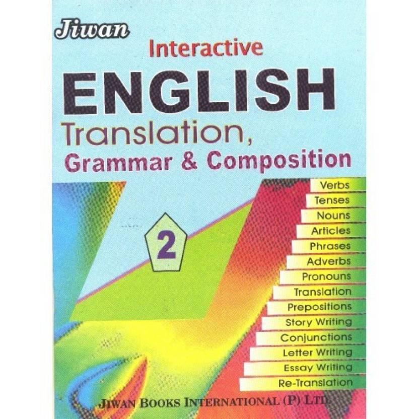 Interactive English Translation Grammar Composition Part 2 Buy