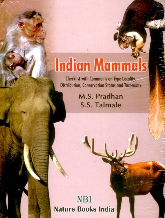 Checklist of Indian Mammals