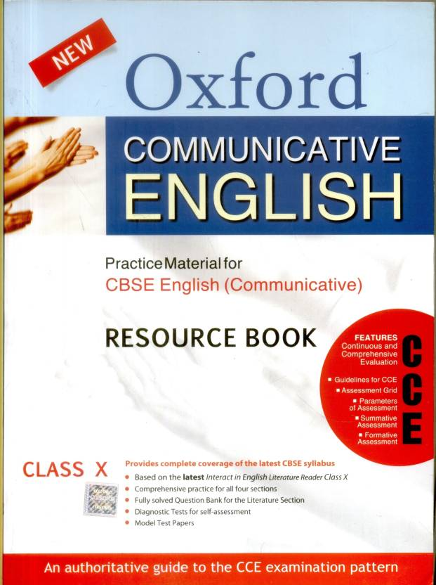 COMMUNICATIVE ENGLISH RB 10 (CCE EDITION 3rd  Edition