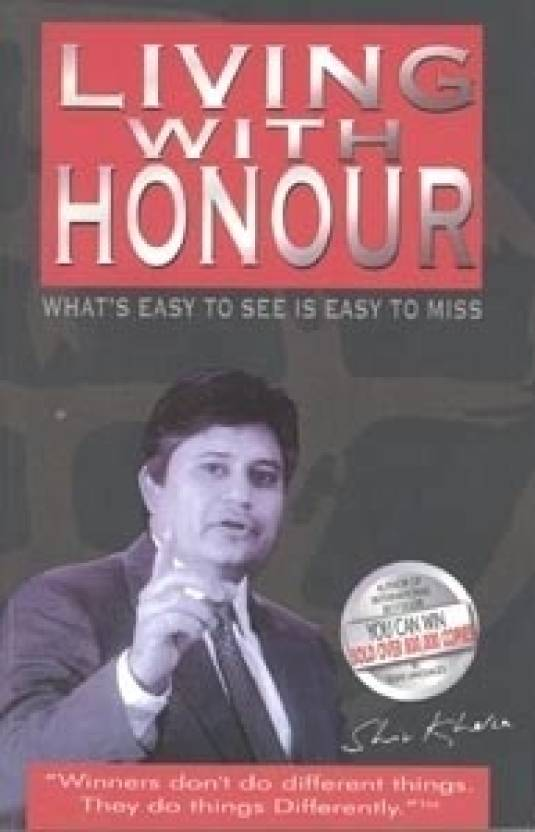 Living With Honour 1st Edition