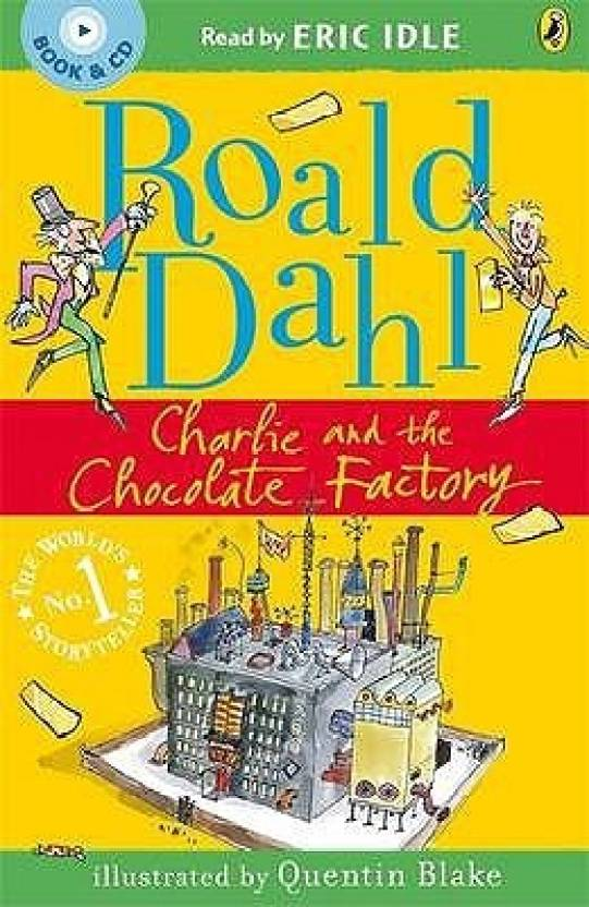 Charlie and the chocolate Factory (with CD)