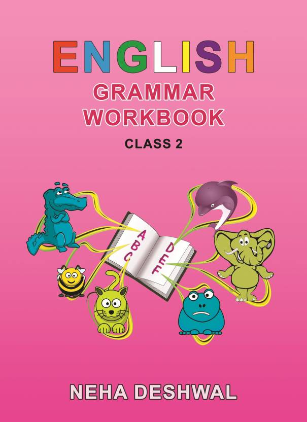 English grammar for class 2