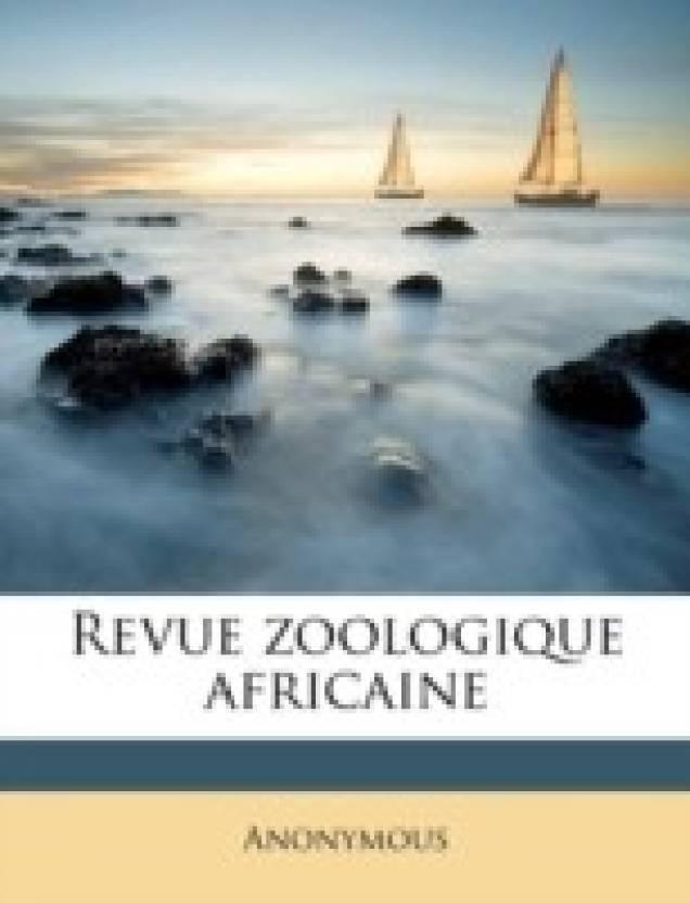 REVUE ZOOLOGIQUE AFRICAINE