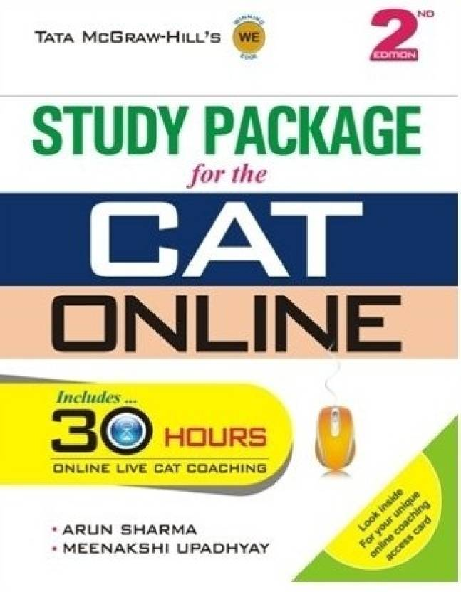 Study package for the CAT Online (with CD) 2nd  Edition