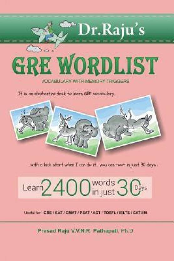 GRE Word List : Vocabulary with Memory Triggers