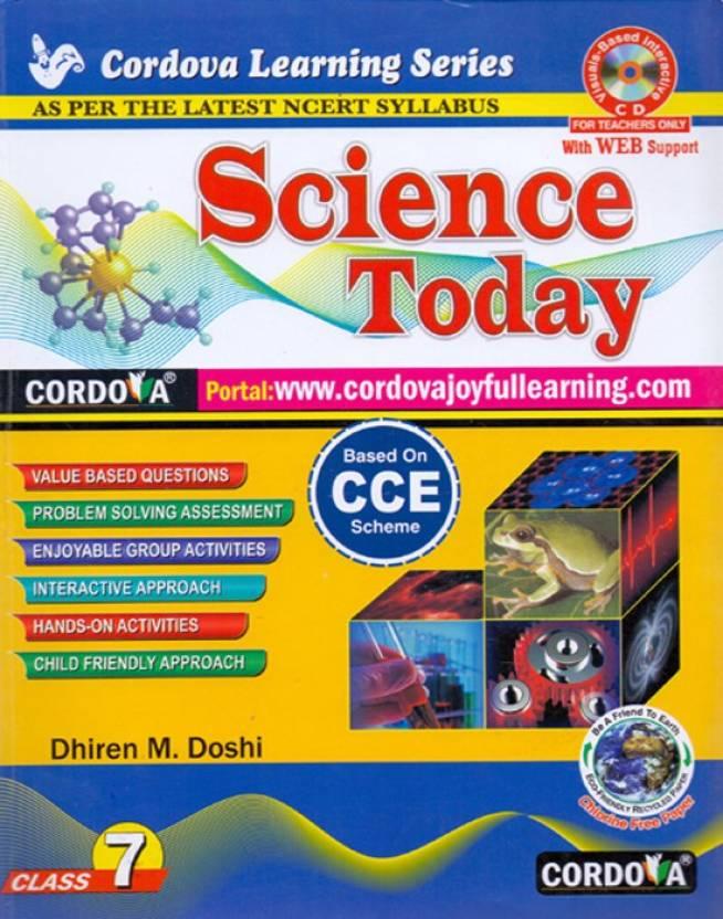 Science Today Class - 7: Buy Science Today Class - 7 by