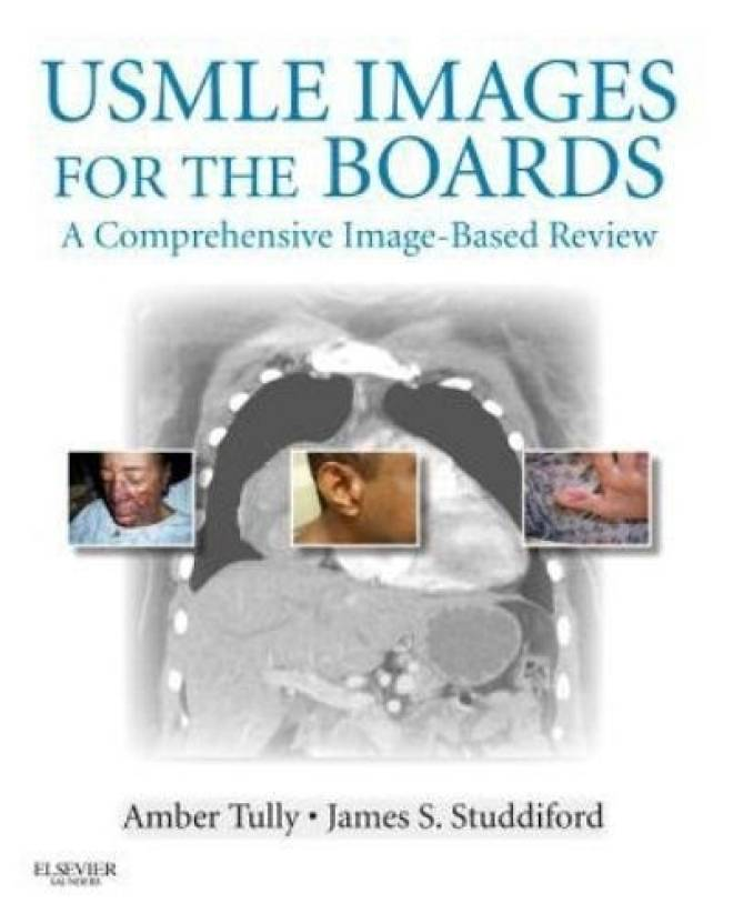 USMLE Images for the Boards : A Comprehensive Image-Based Review 1st  Edition