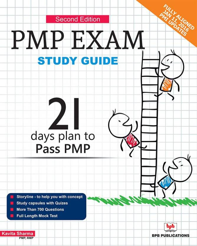 Pmp Exam Study Guide21 Days Plan To Pass Pmp Buy Pmp Exam Study