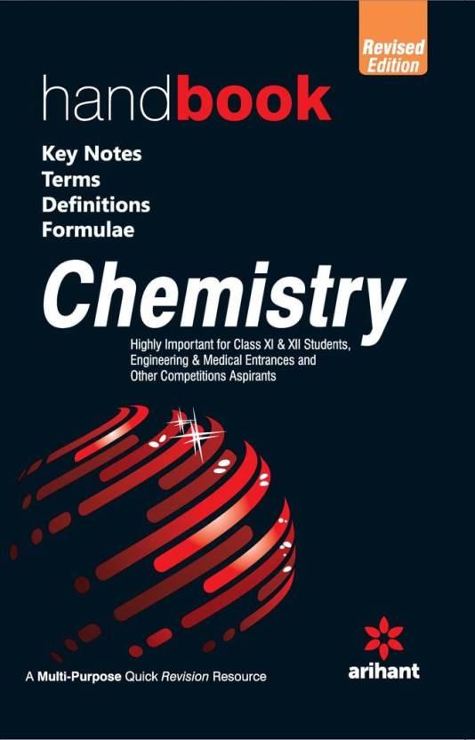Handbook of Chemistry Revised  Edition