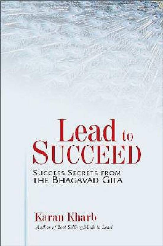 Lead To Succeed PB 01 Edition: Buy Lead To Succeed PB 01 Edition by