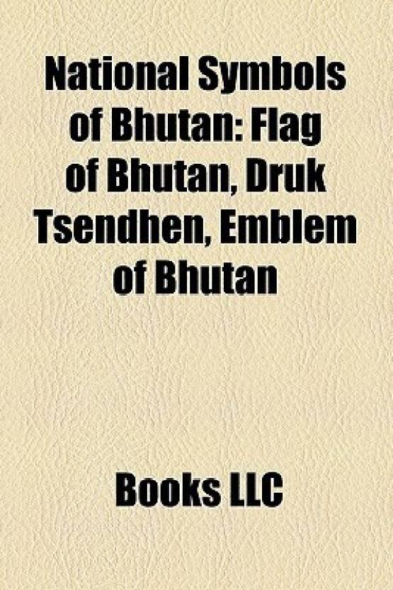 National Symbols Of Bhutan Flag Of Bhutan Druk Tsendhen Emblem Of