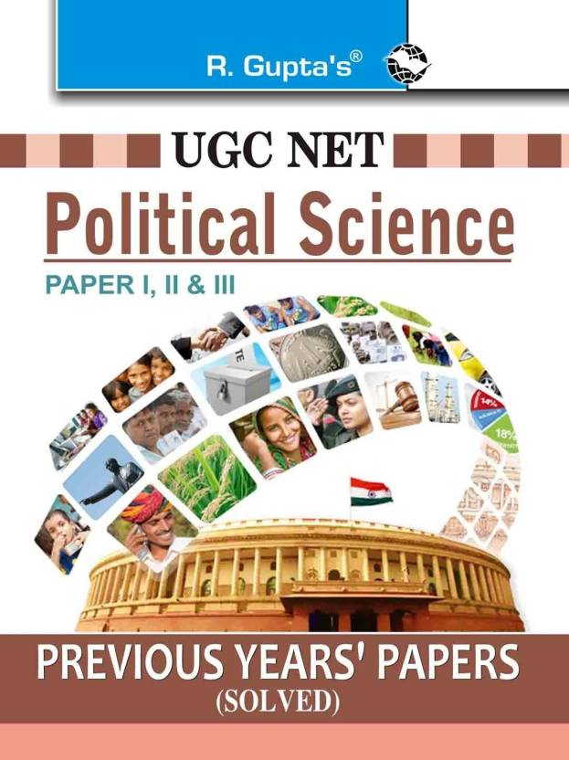 UGC-NET Political Science Previous Papers (Solved) 1st Edition