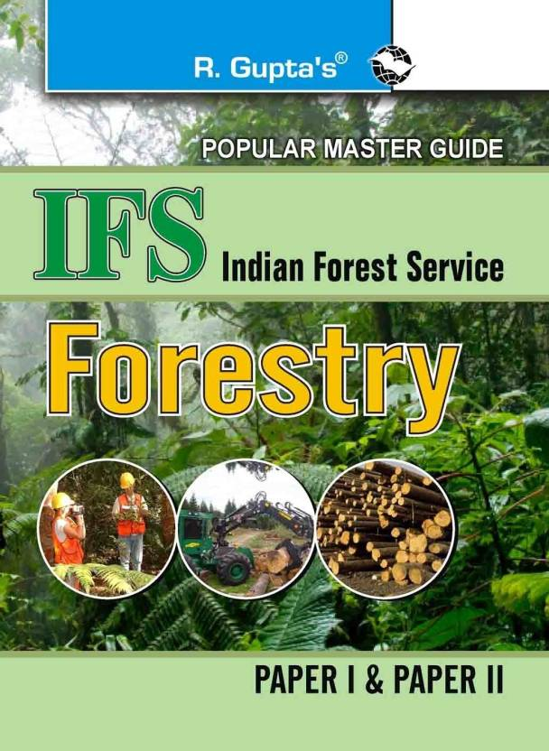 UPSC-IFS Forestry Main Guide 2018 Edition
