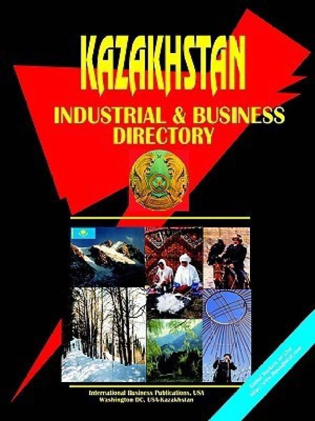 Kazakhstan Industrial and Business Directory: Buy Kazakhstan