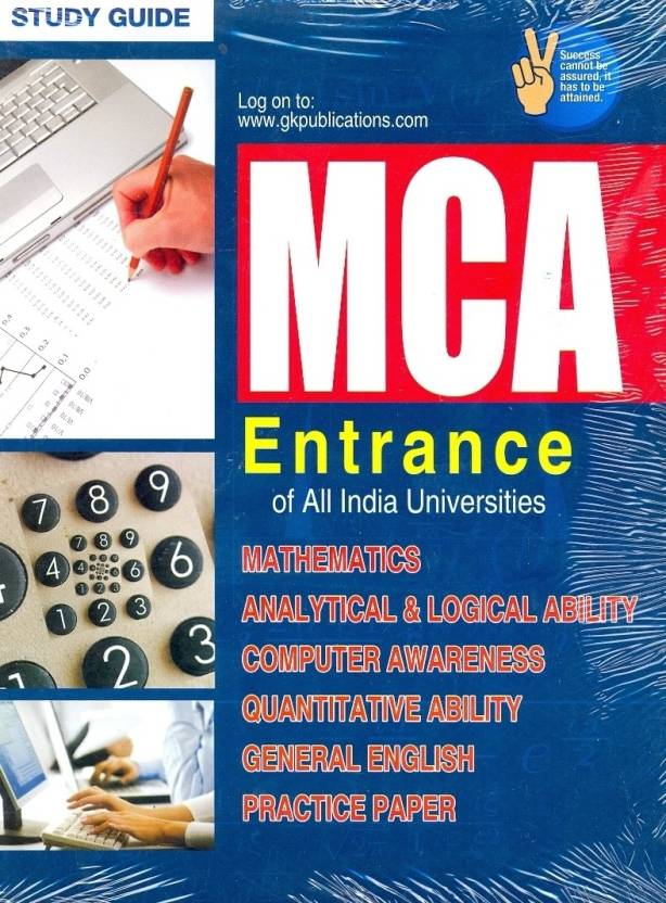 Image result for MCA All India universities by G K Publication