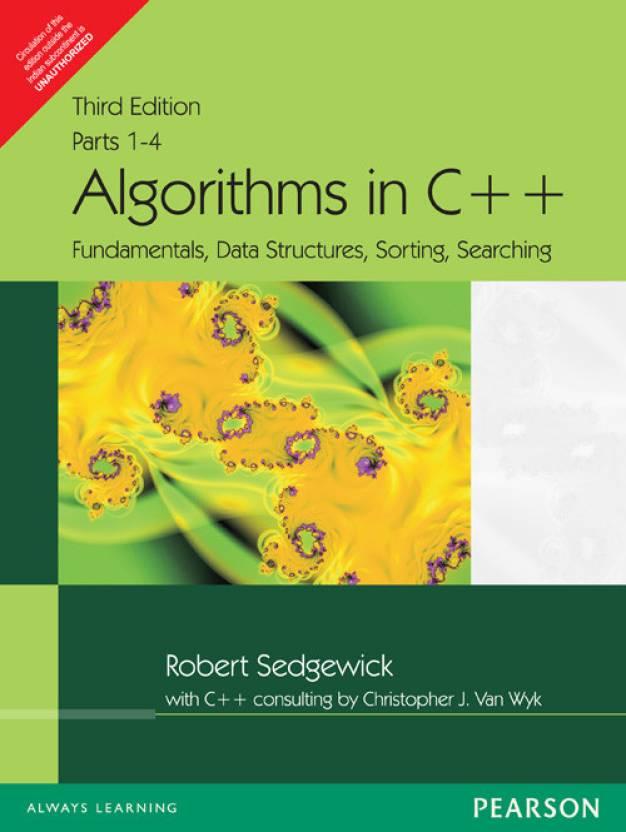 Algorithms In C Fundamentals Data Structures Sorting