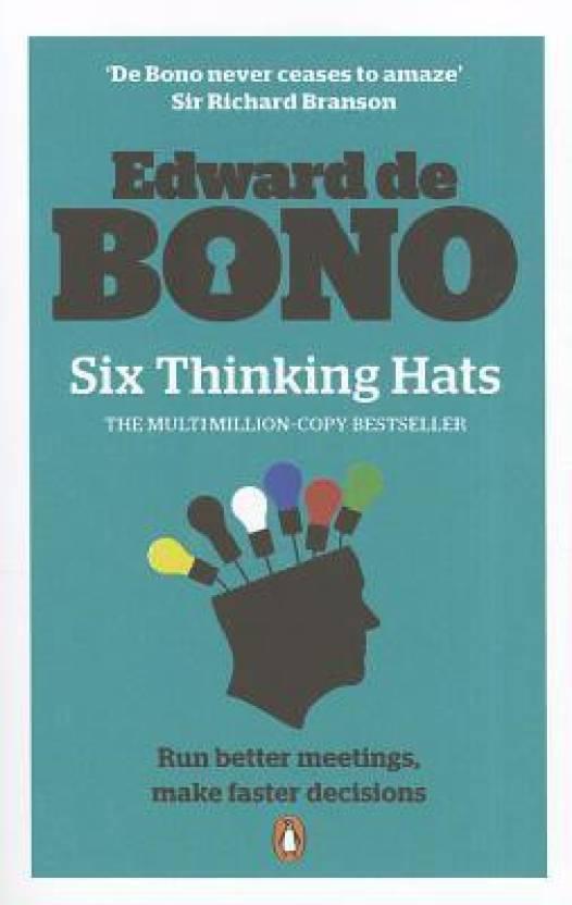 a5cec7cb8d3 Six Thinking Hats  Buy Six Thinking Hats by Edward De Bono at Low ...