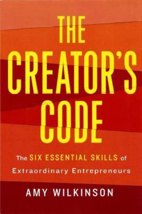 The Creator's Code: Buy The Creator's Code by at Low Price in India