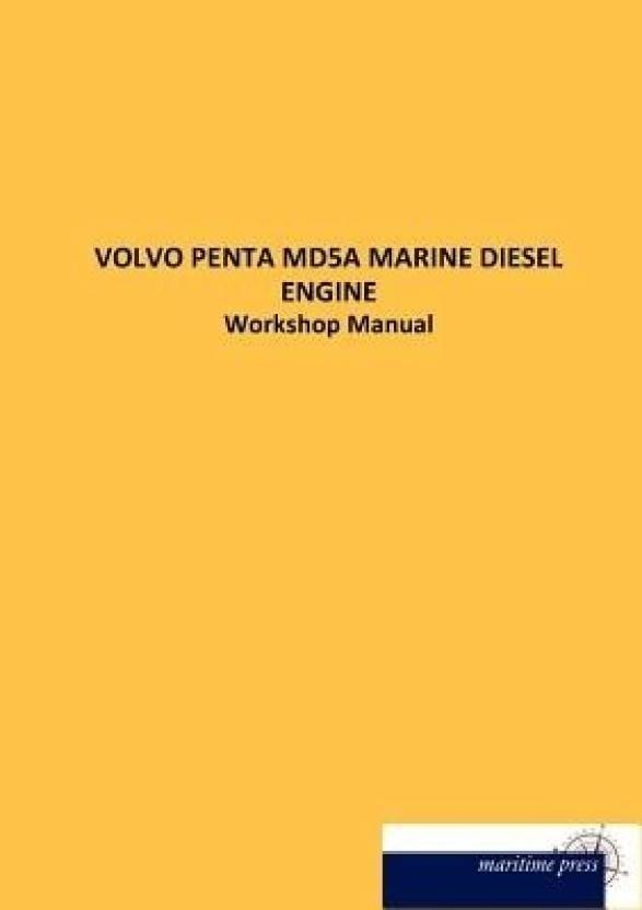 Volvo Penta Md5a Marine Diesel Engine: Buy Volvo Penta Md5a