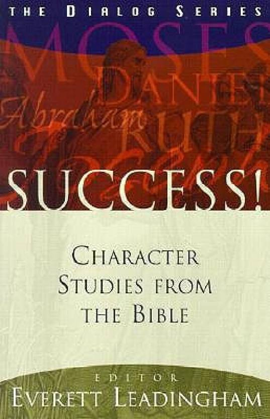 Success!: Character Studies from the Bible (Dialog) - Buy Success