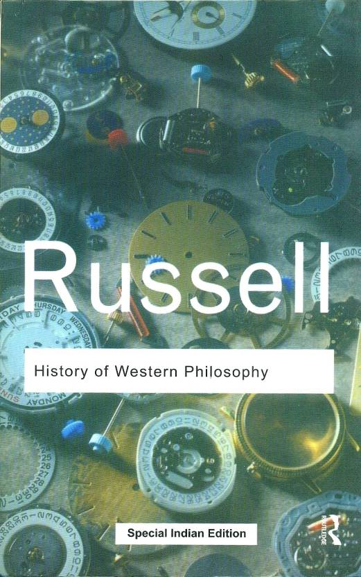 History of Western Philosophy New edition Edition