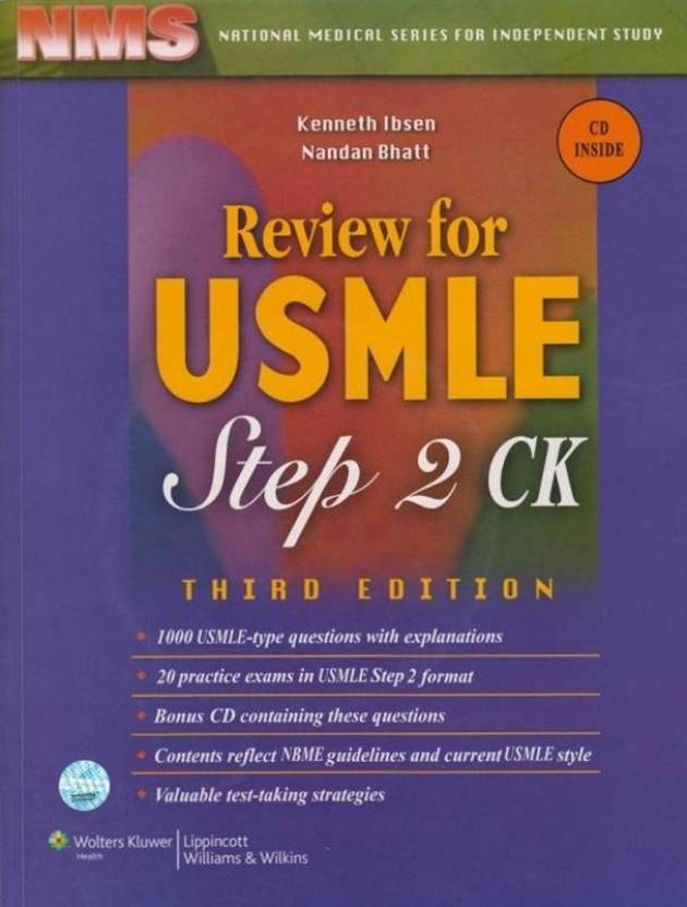 NMS Review for USMLE (Step - 2) 3rd Edition