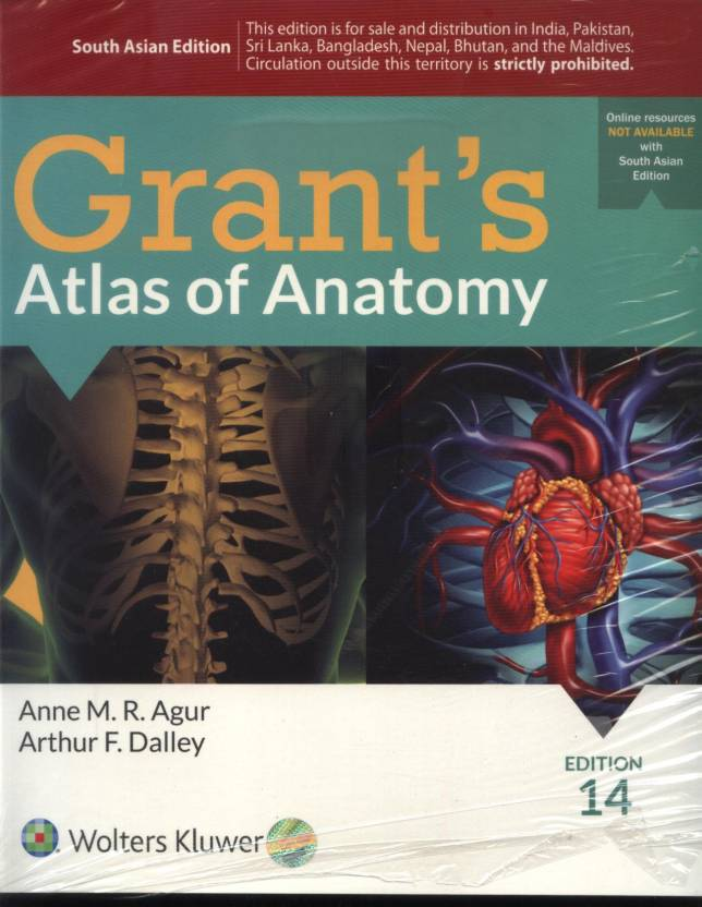 Grant\'s Atlas of Anatomy - Buy Grant\'s Atlas of Anatomy Online at ...