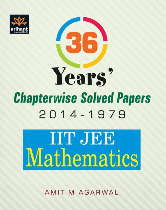Best books for JEE MAIN 2018