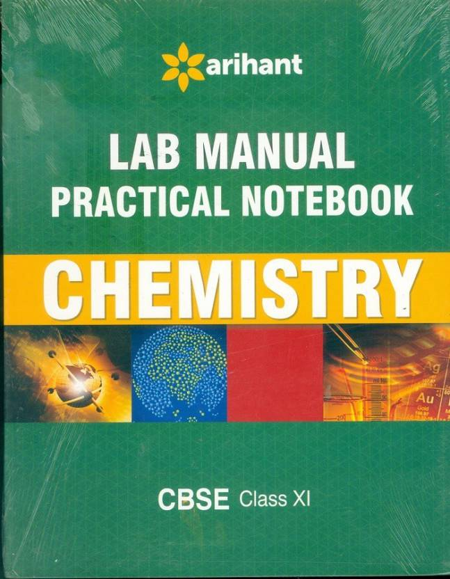 Laboratory Manual Chemistry Class 11th [Experiments|Projects|Viva-Voce] -  COMBO