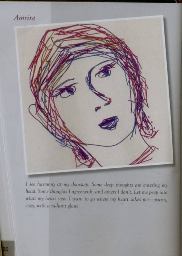 Many Faces of Woman : Celebrating Women in Sketches