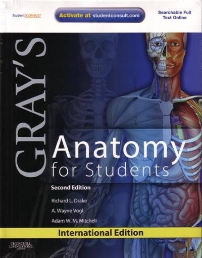 Grays Anatomy For Students 2nd Edition Buy Grays Anatomy For