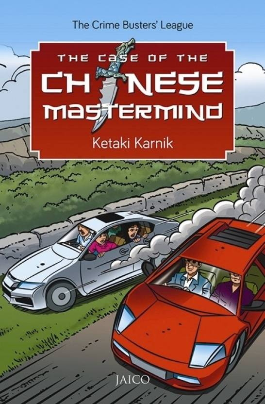 The Case of the Chinese Mastermind 1st  Edition