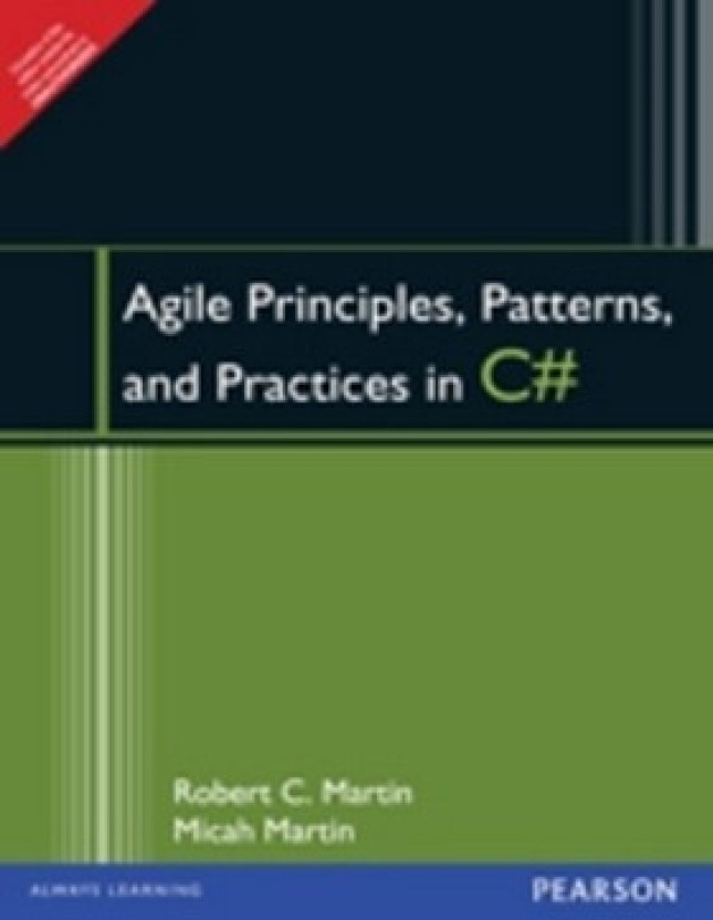 Agile Software Development, Principles, Patterns, and Practices 1st (first) edition Text Only