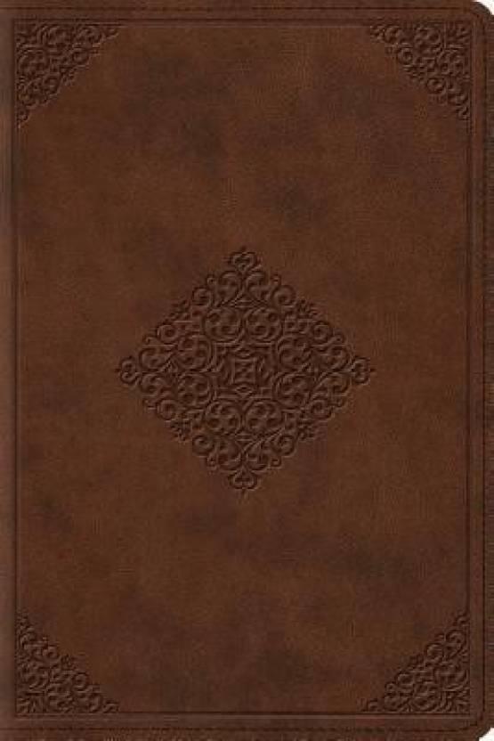 Study Bible-ESV-Personal Size Ornament Design: Buy Study Bible-ESV