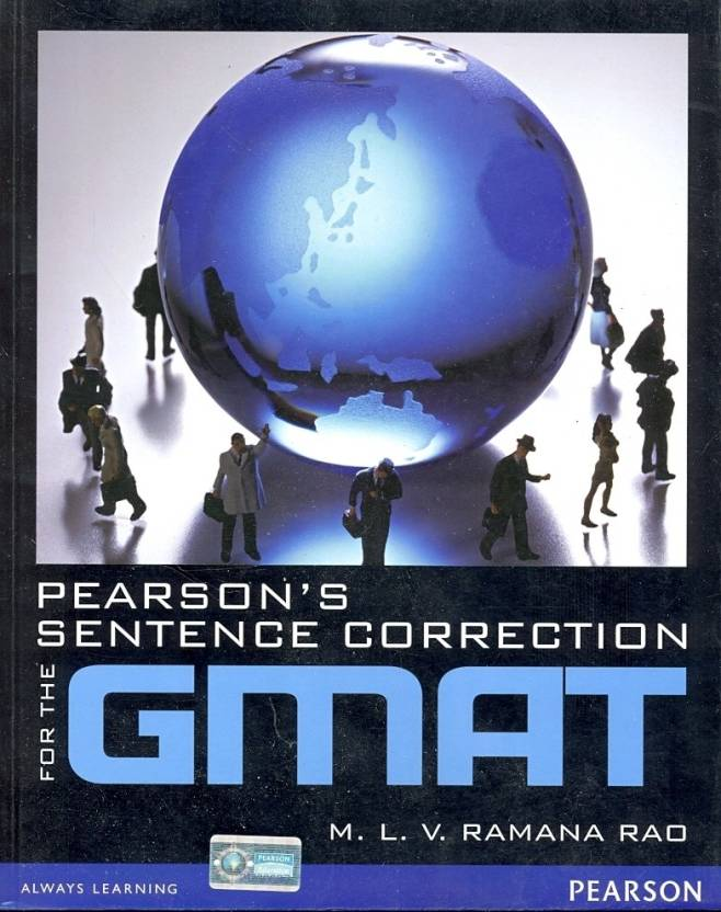 Sentence Correction for the GMAT 1st  Edition
