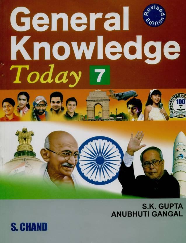G.K.TODAY BOOK VII (M.E.) 01 Edition