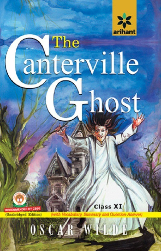Ghost class canterville book 11 for