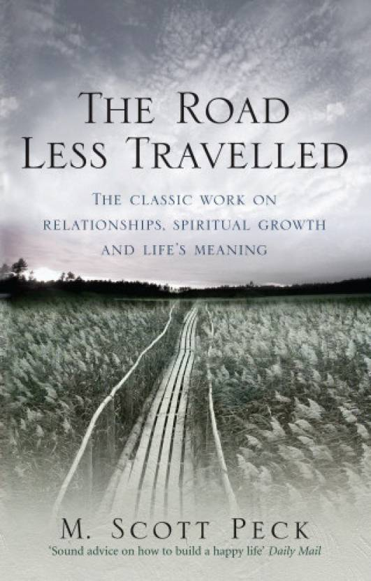 Road Less Travelled, The price comparison at Flipkart, Amazon, Crossword, Uread, Bookadda, Landmark, Homeshop18