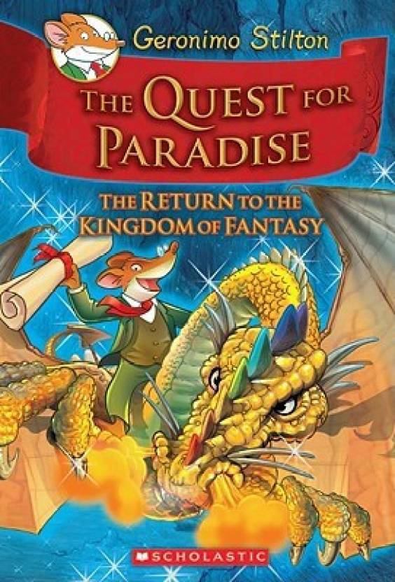 The Quest for Paradise: The Return to the Kingdom of Fantasy (Book - 2) price comparison at Flipkart, Amazon, Crossword, Uread, Bookadda, Landmark, Homeshop18