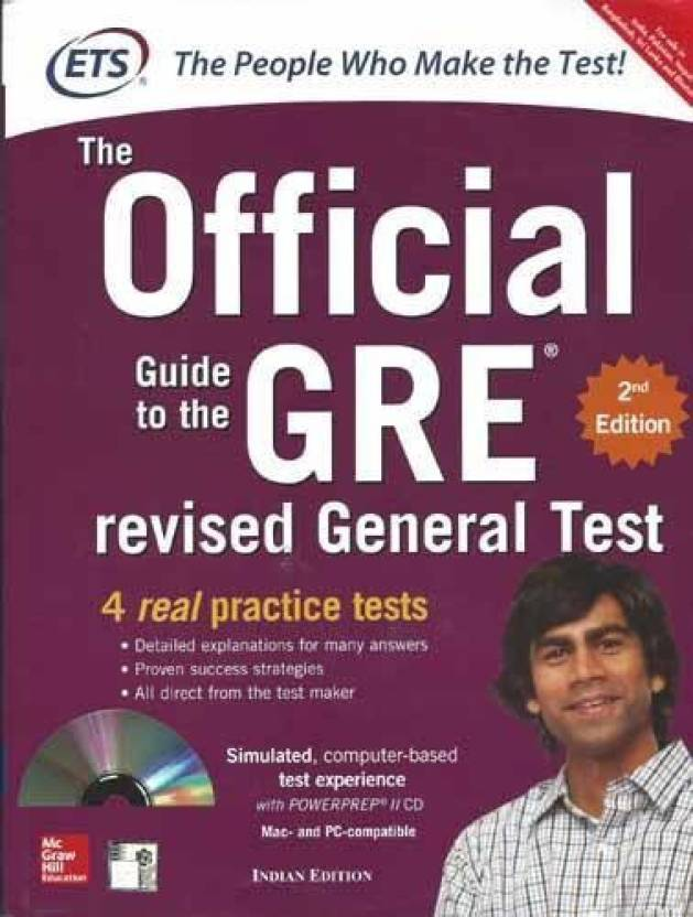 Official Guide to the GRE Revised General Test (With CD) 2nd  Edition