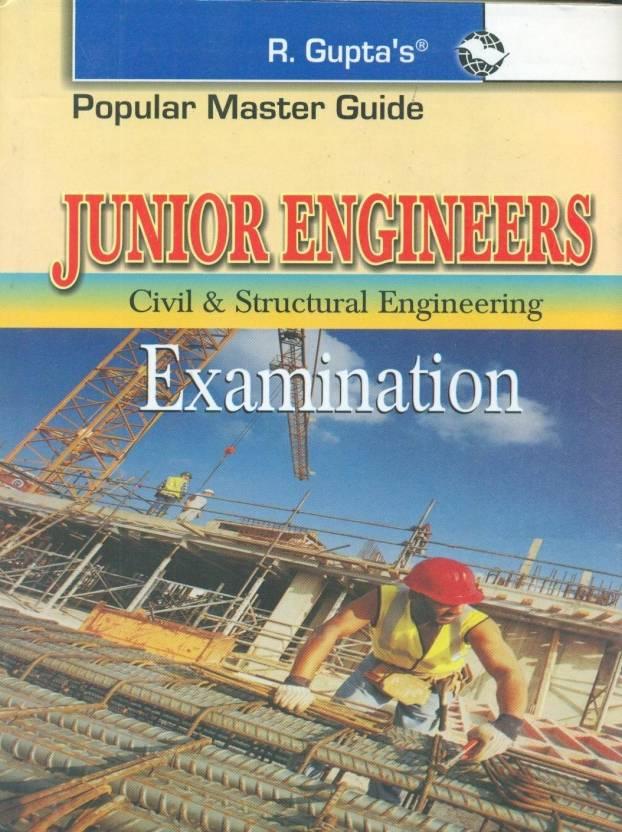 Jr Engineers Exam Guide: Civil and Structural Engineering price comparison at Flipkart, Amazon, Crossword, Uread, Bookadda, Landmark, Homeshop18