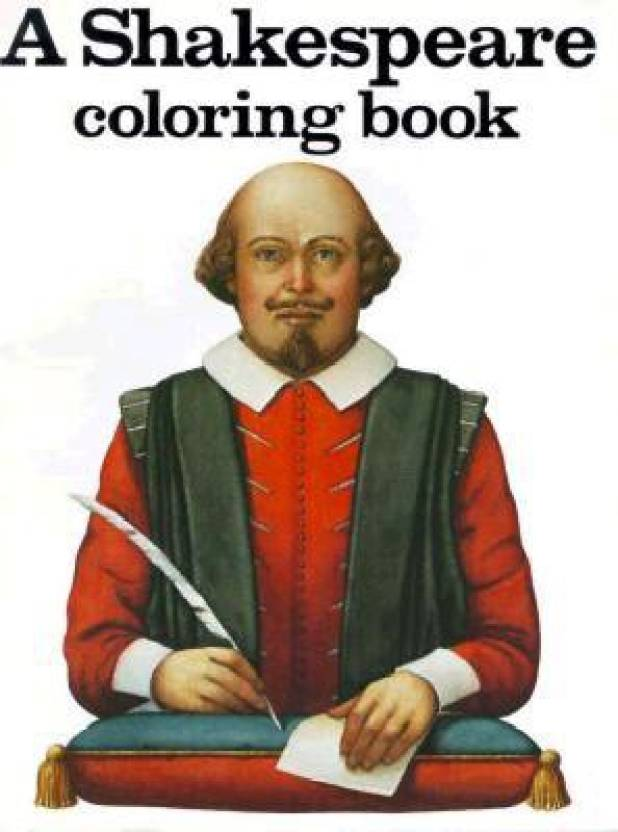 Shakespeare-Coloring Book - Buy Shakespeare-Coloring Book by ...