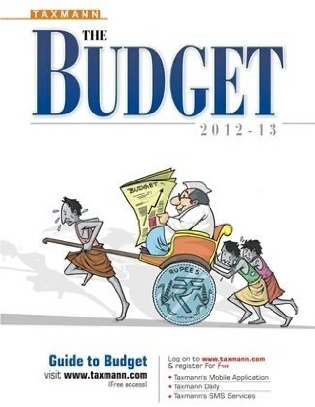 The Budget 2012-13 1stEdititon Edition