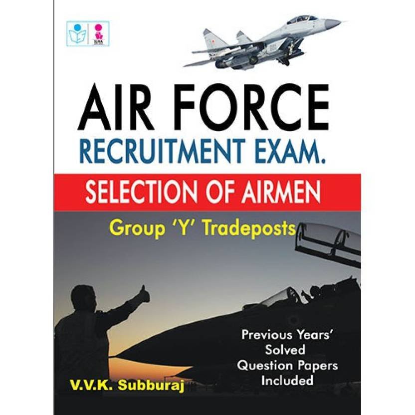 e41886d552 Air Force Recruitment for Selection of Airmen Exam book: Buy Air ...