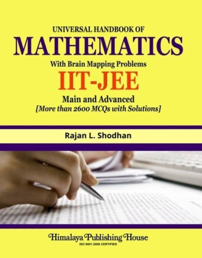 Universal Handbook of Mathematics IIT JEE
